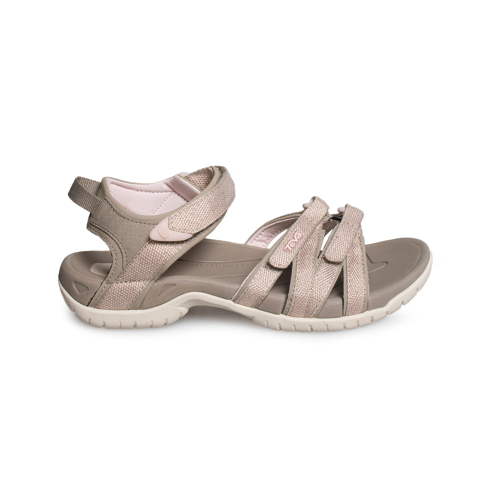 8a78e4c60641 Teva Tirra Zaca Rose Gold Sandals - Women s - MyCozyBoots