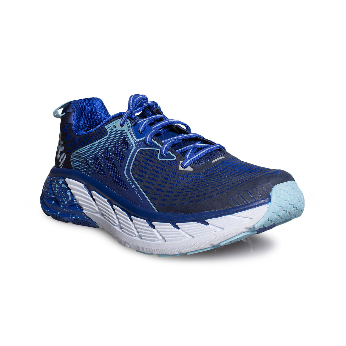 HOKA Gaviota Blueprint / Surf The Web Running Shoes - Women's