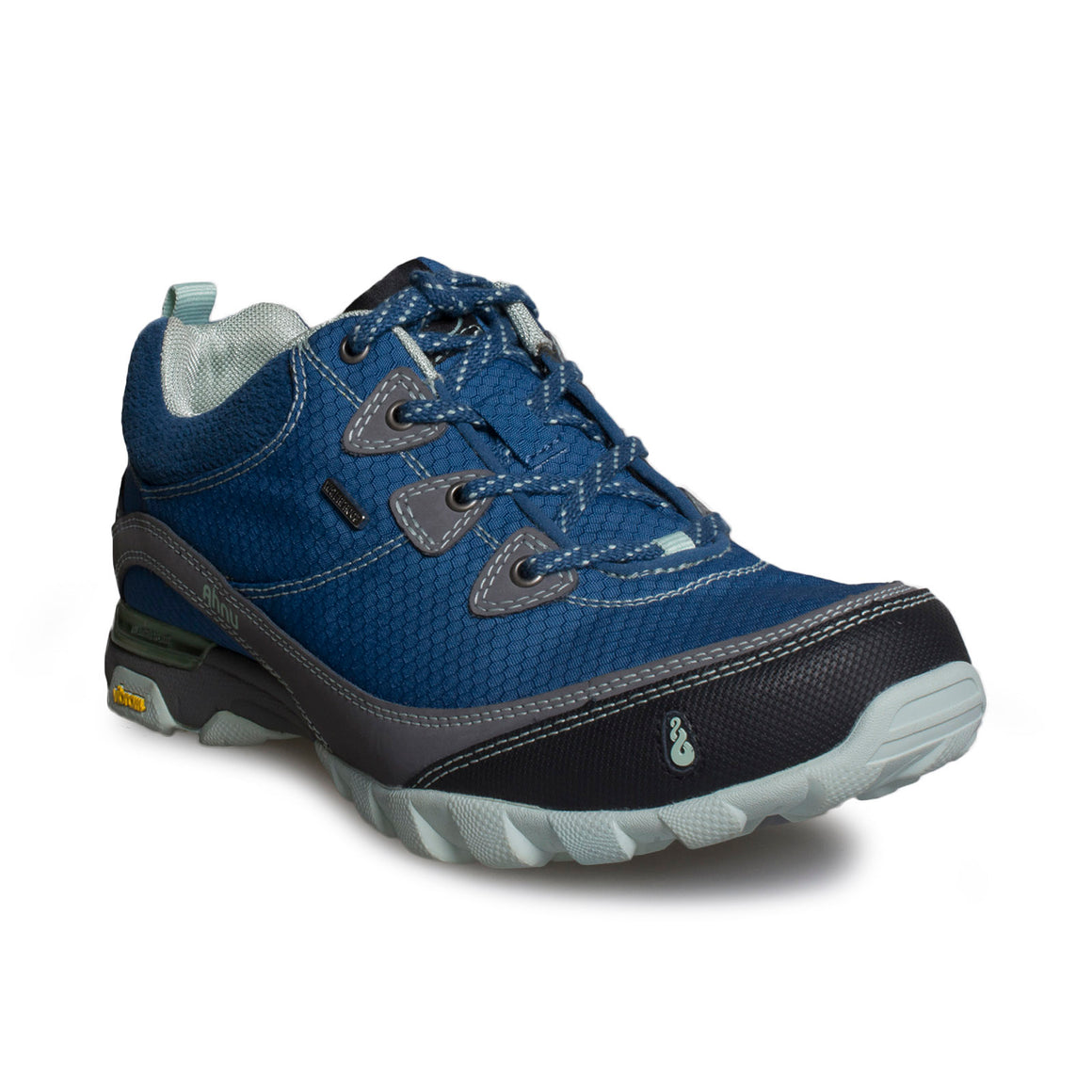 Ahnu Sugarpine Air Mesh Dark Blue Shoes - Women's
