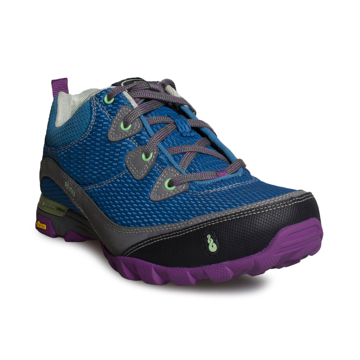 Ahnu Sugarpine Air Mesh Vallarta Blue Boots - Women's