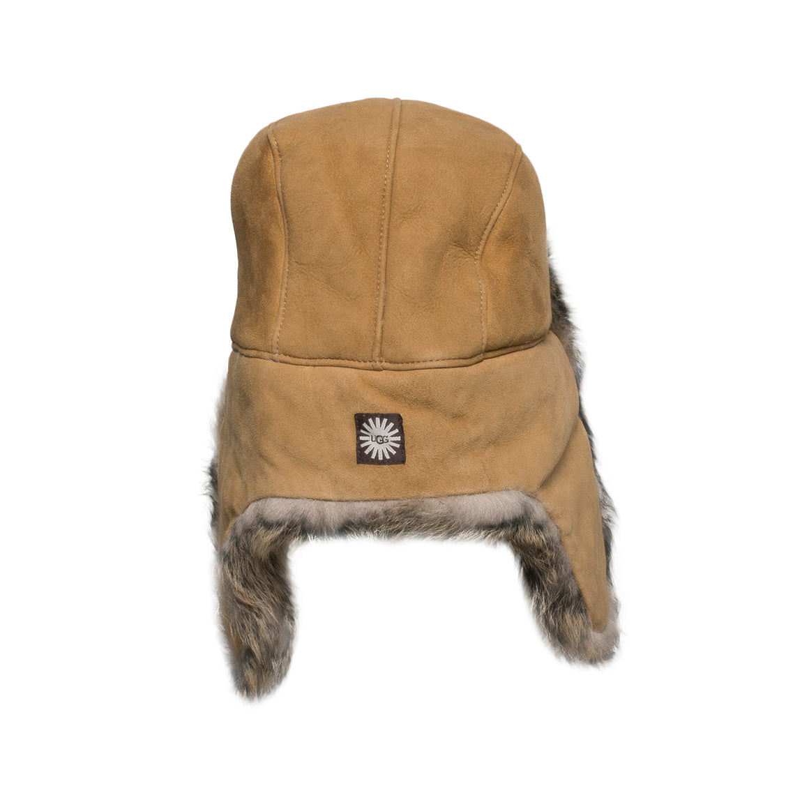 UGG Toscana Long Pile Trapper Chestnut Hat - Women's