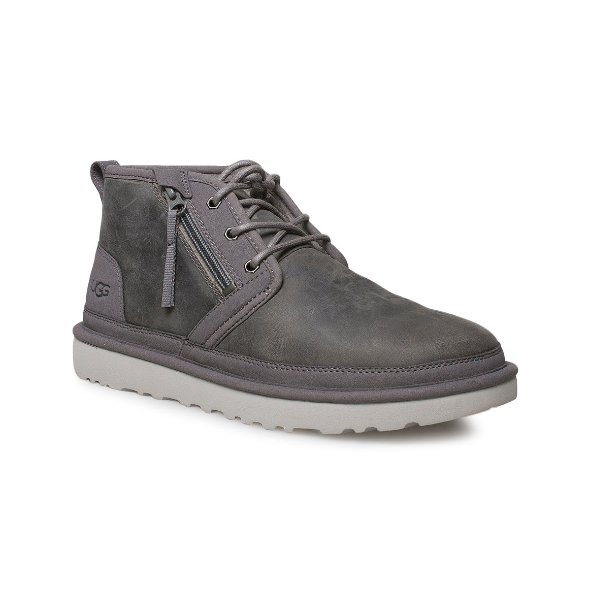 UGG Neumel Zip Dark Grey Boots - Men's