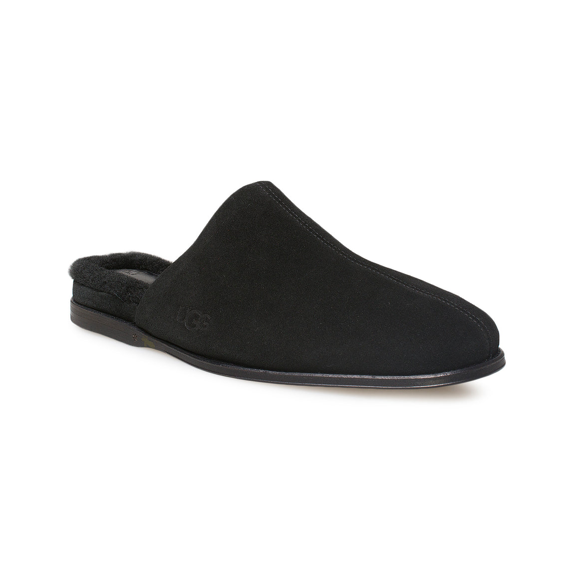 UGG Chateau Black Slip On - Women's