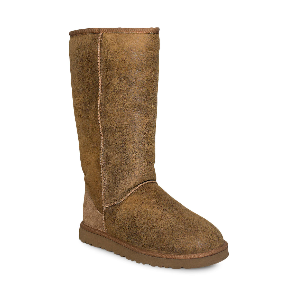 UGG Classic Tall Bomber Jacket Chestnut Boots - Women's