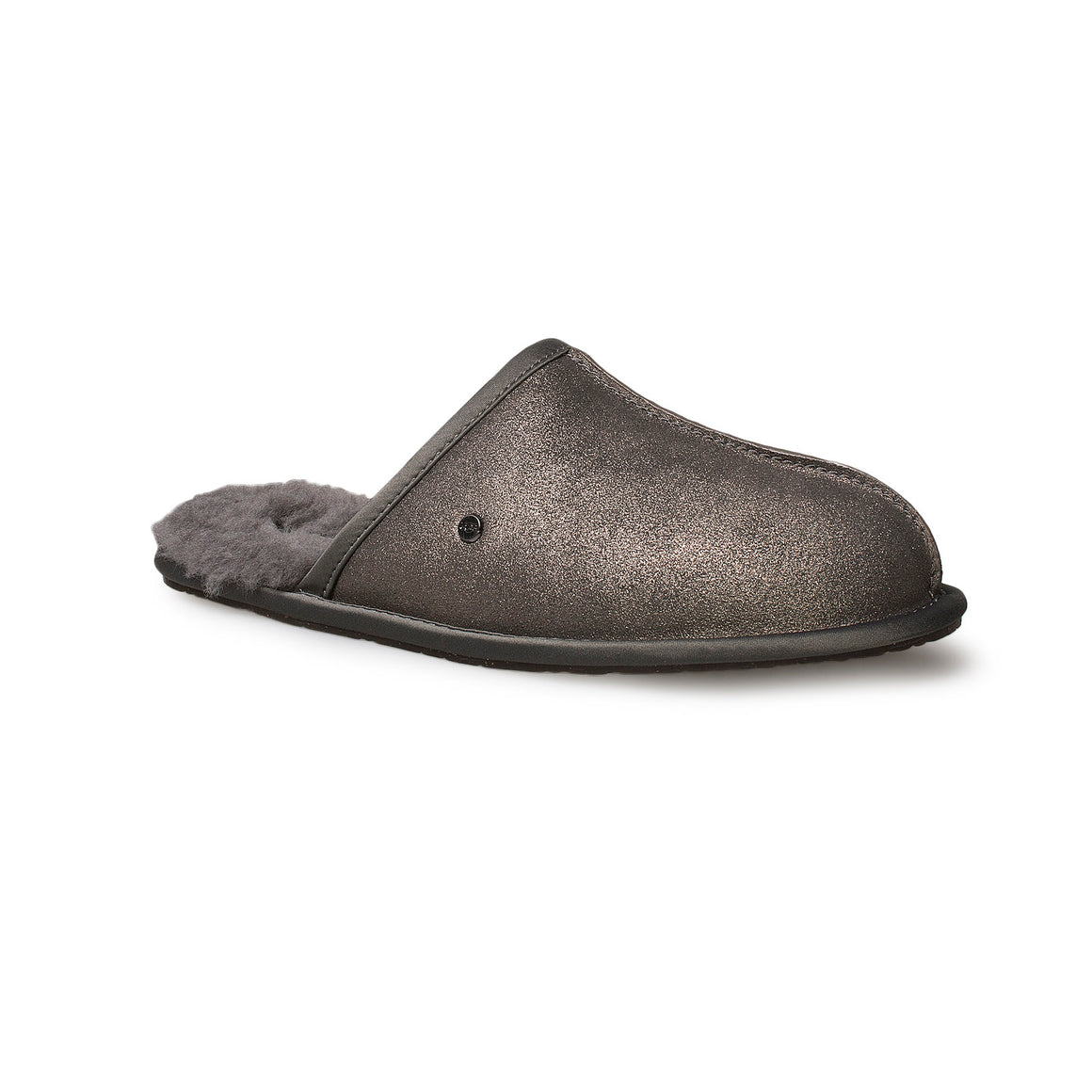 UGG Pearle Sparkle Gunmetal Slippers - Women's