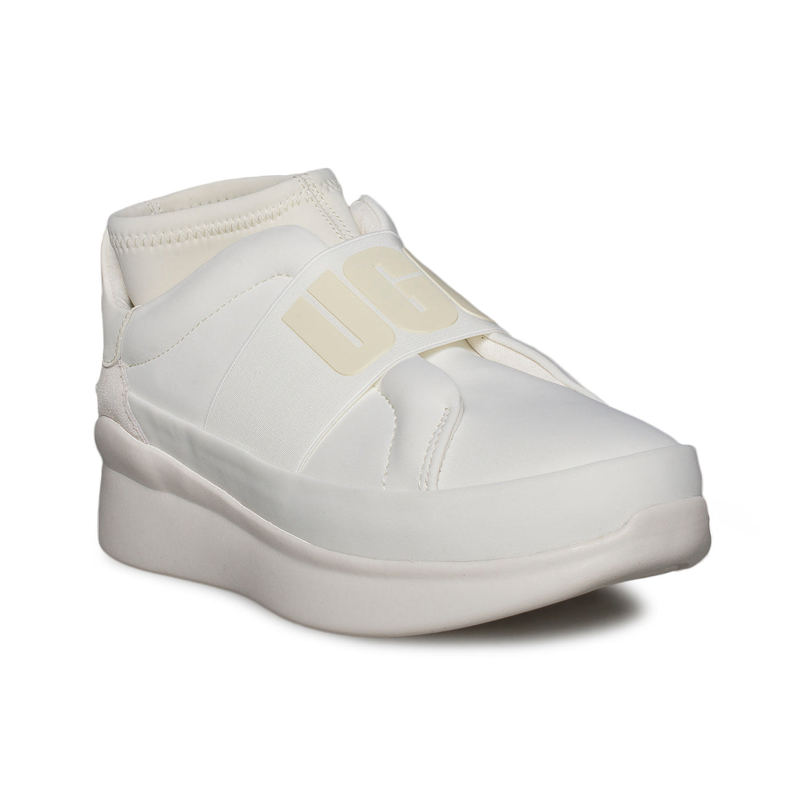 UGG Neutra Coconut Milk Sneakers - Women's