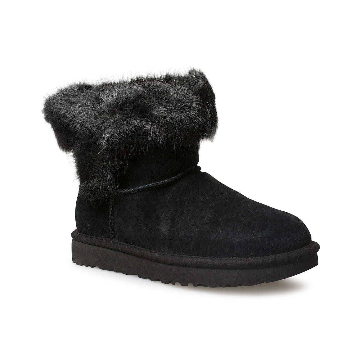 UGG Cathie Black Boots - Women's