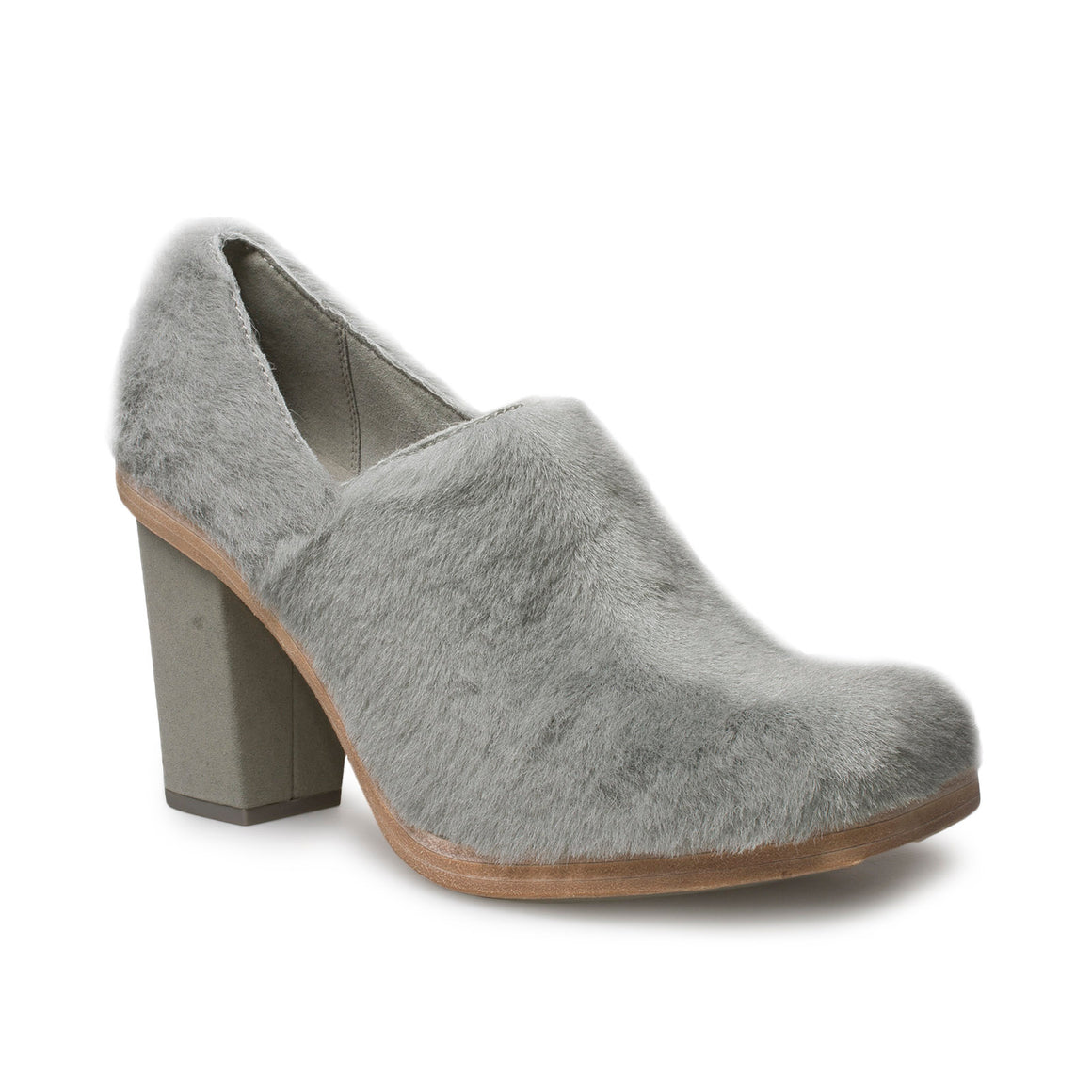 UGG Eckhaus Latta Court Not Clog Grey Shoes - Women's