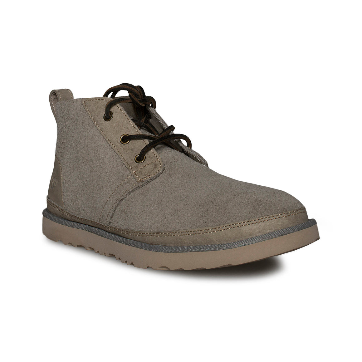 UGG Neumel Unlined Leather Pumice Boots - Men's