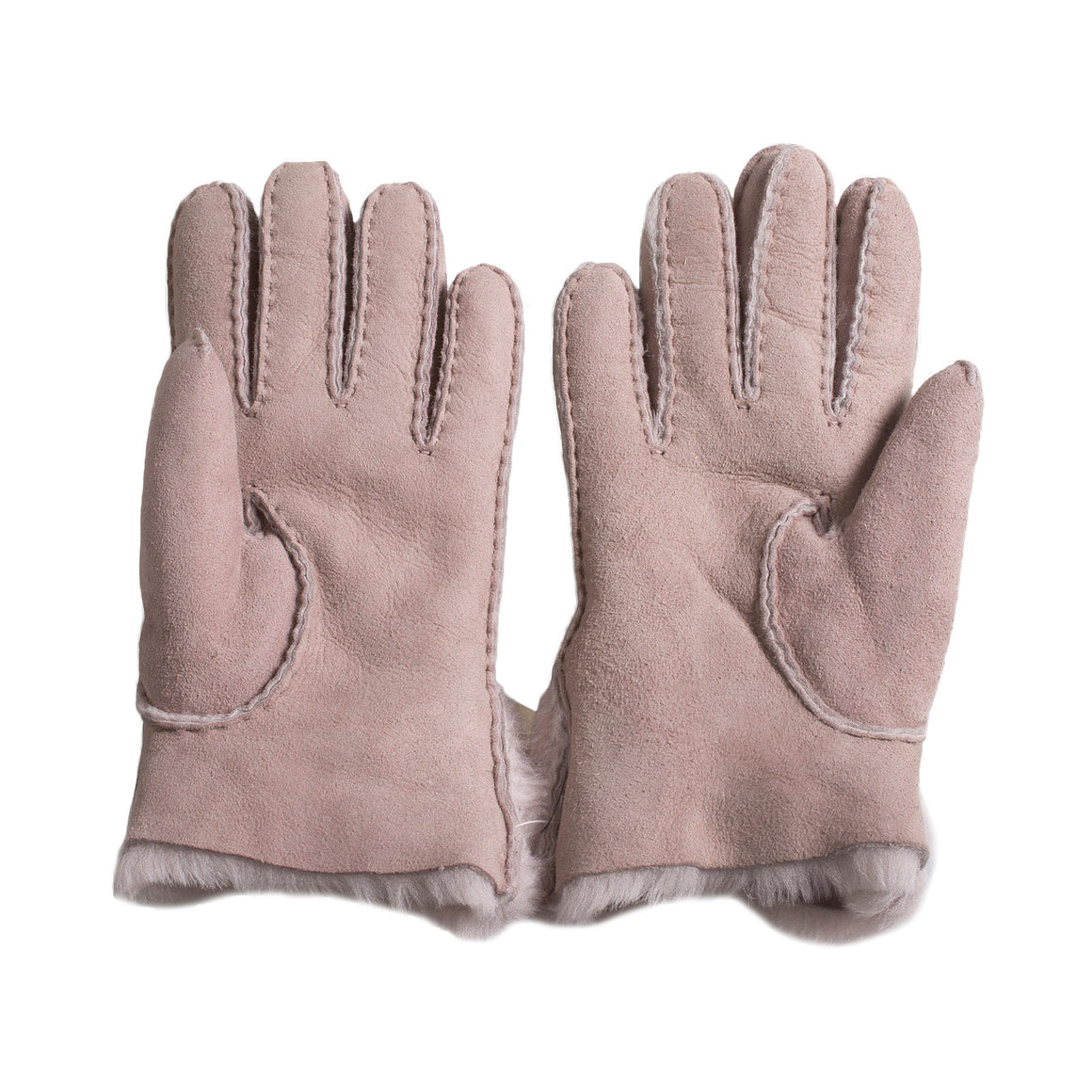 UGG Sheepskin Bow Dus Gloves - Women's