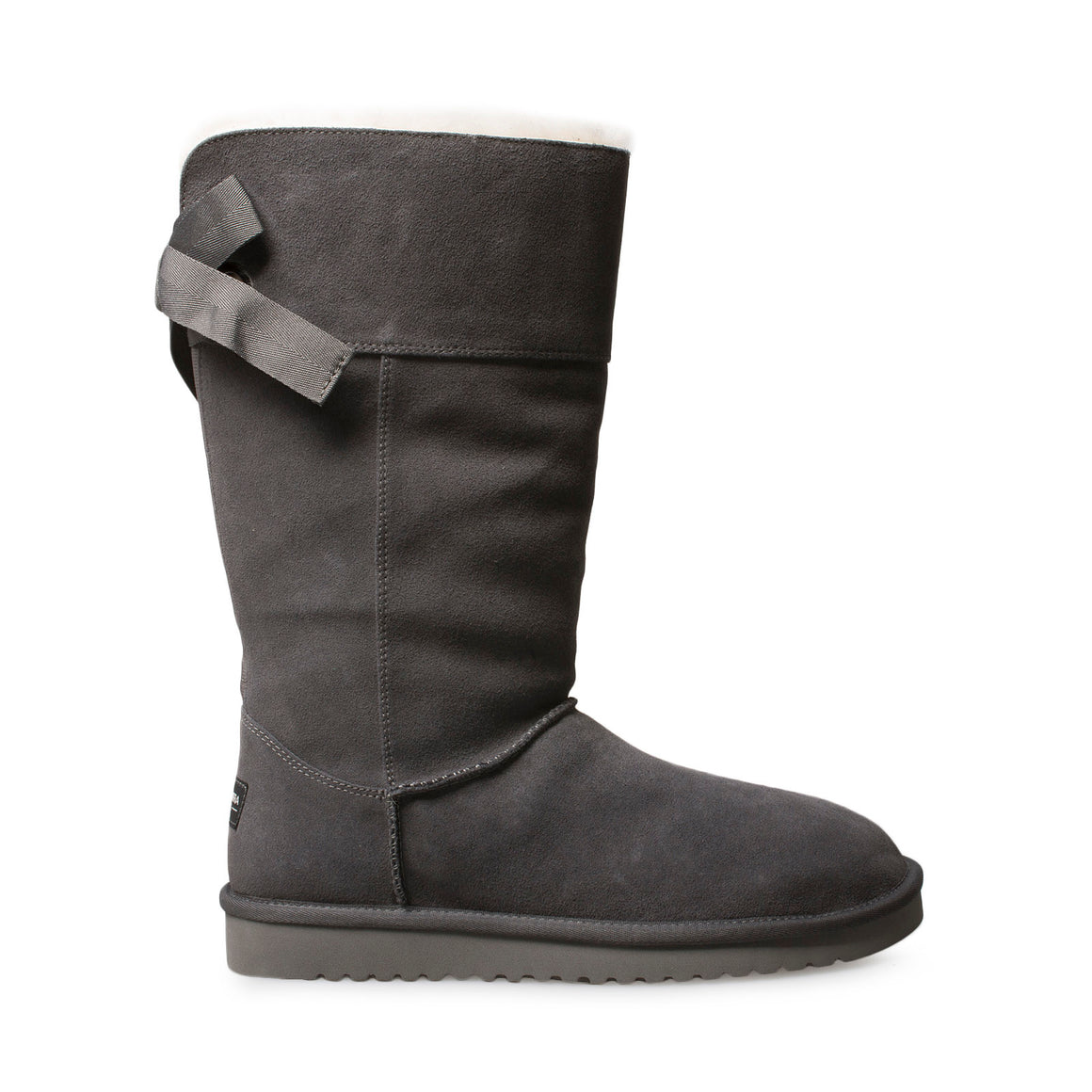 Koolaburra By UGG Andrah Tall Stone Grey Boot's - Women's