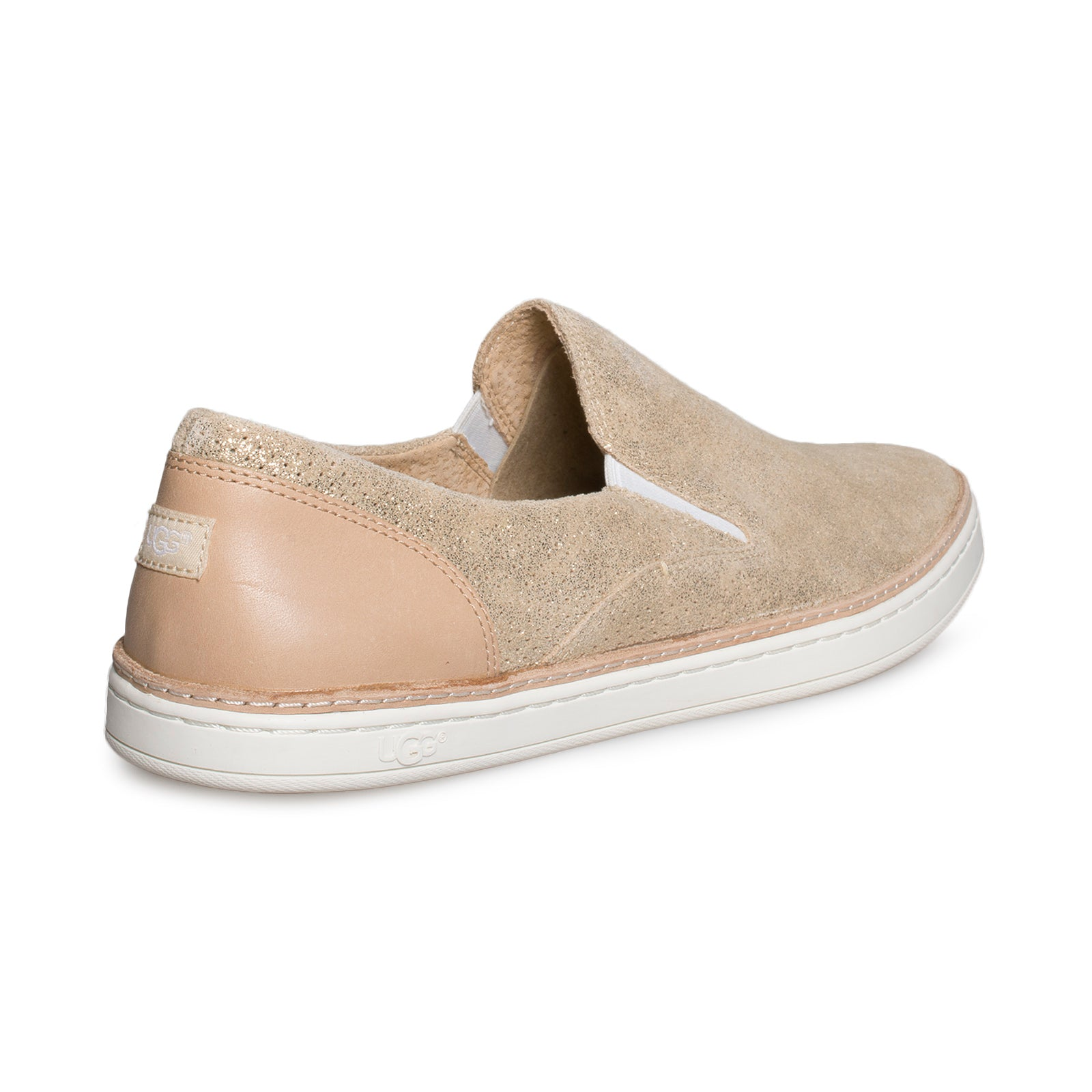 86c8244602c UGG Adley Perf Stardust Gold Shoes - Women's