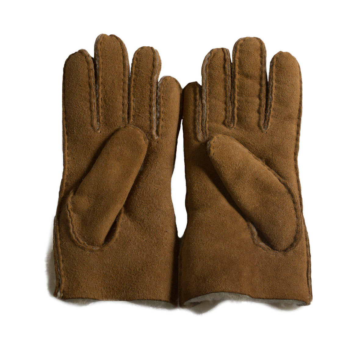 UGG Classic Bow Shortly Chestnut Gloves - Women's
