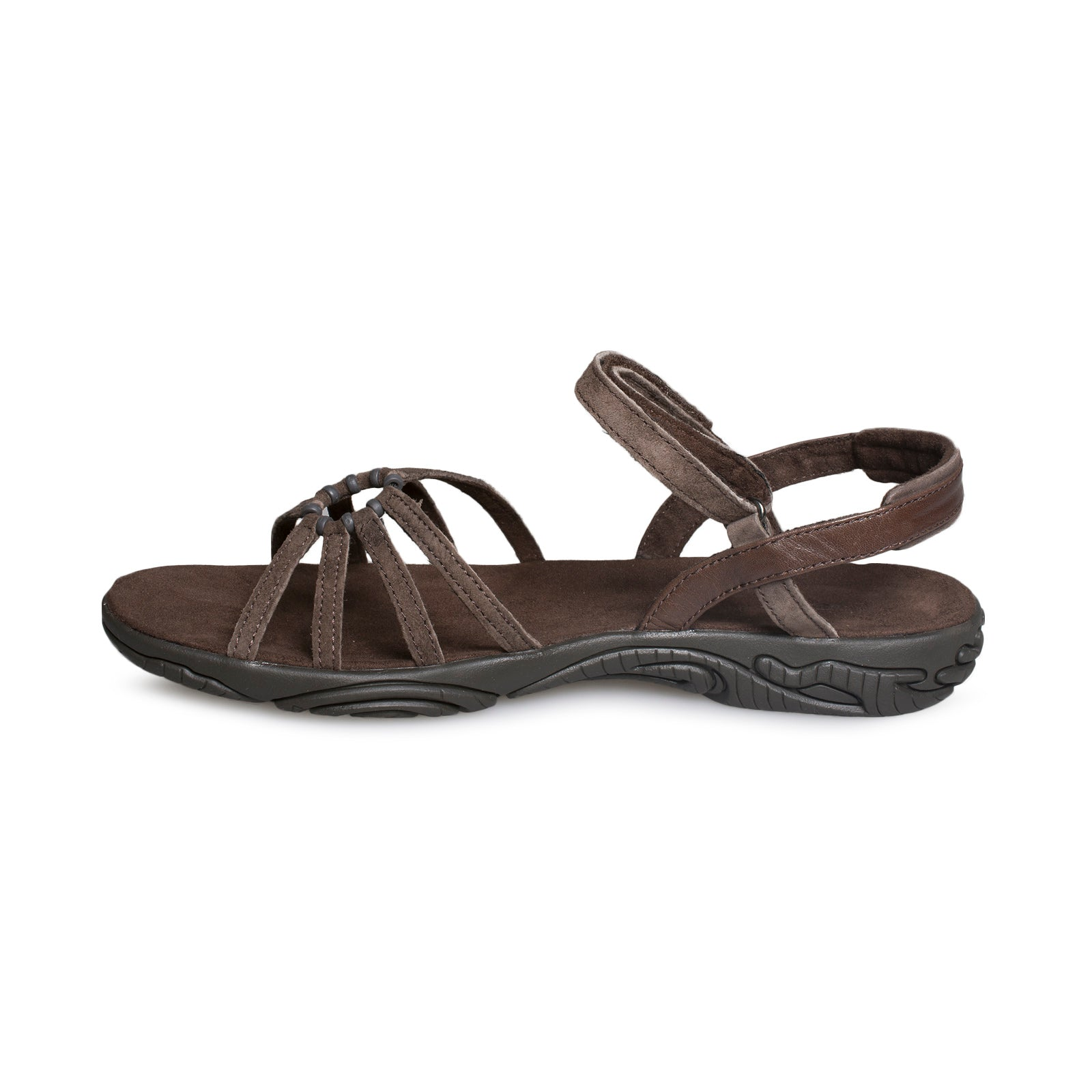 a5f8a629bb6e TEVA Kayenta Suede Brown Sandals - Women s - MyCozyBoots