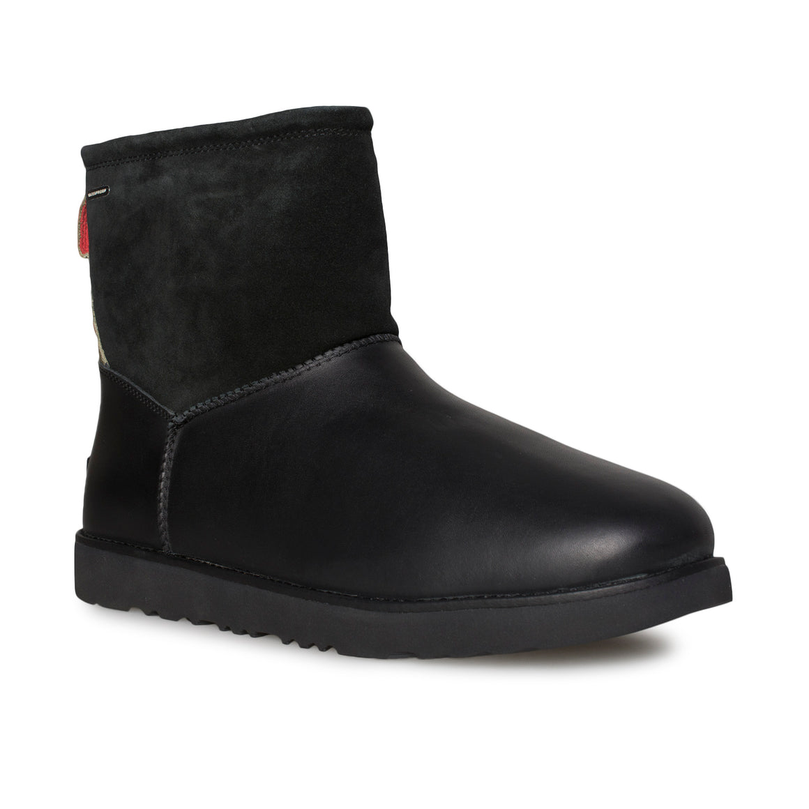 UGG Classic Toggle Waterproof Black Boots - Men's