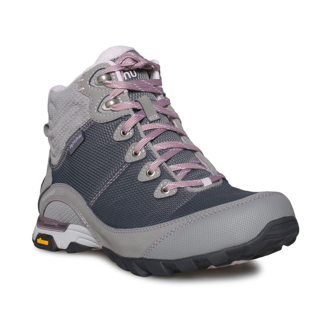 Ahnu Sugarpine II WP Ripstop Wild Dove Shoes - Women's