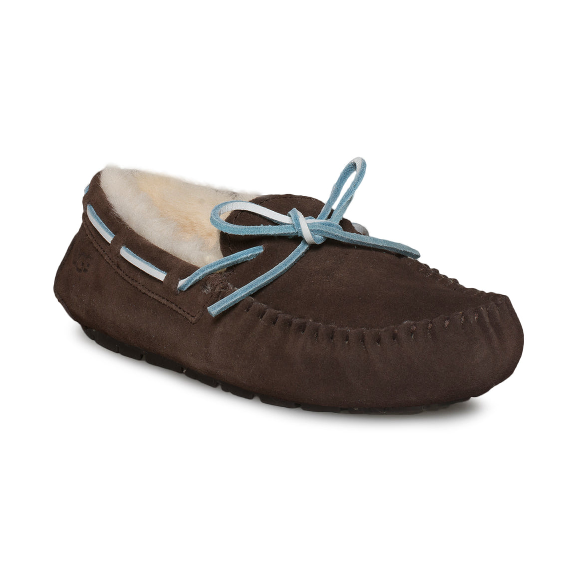 UGG Dakota Coffee Slippers - Women's