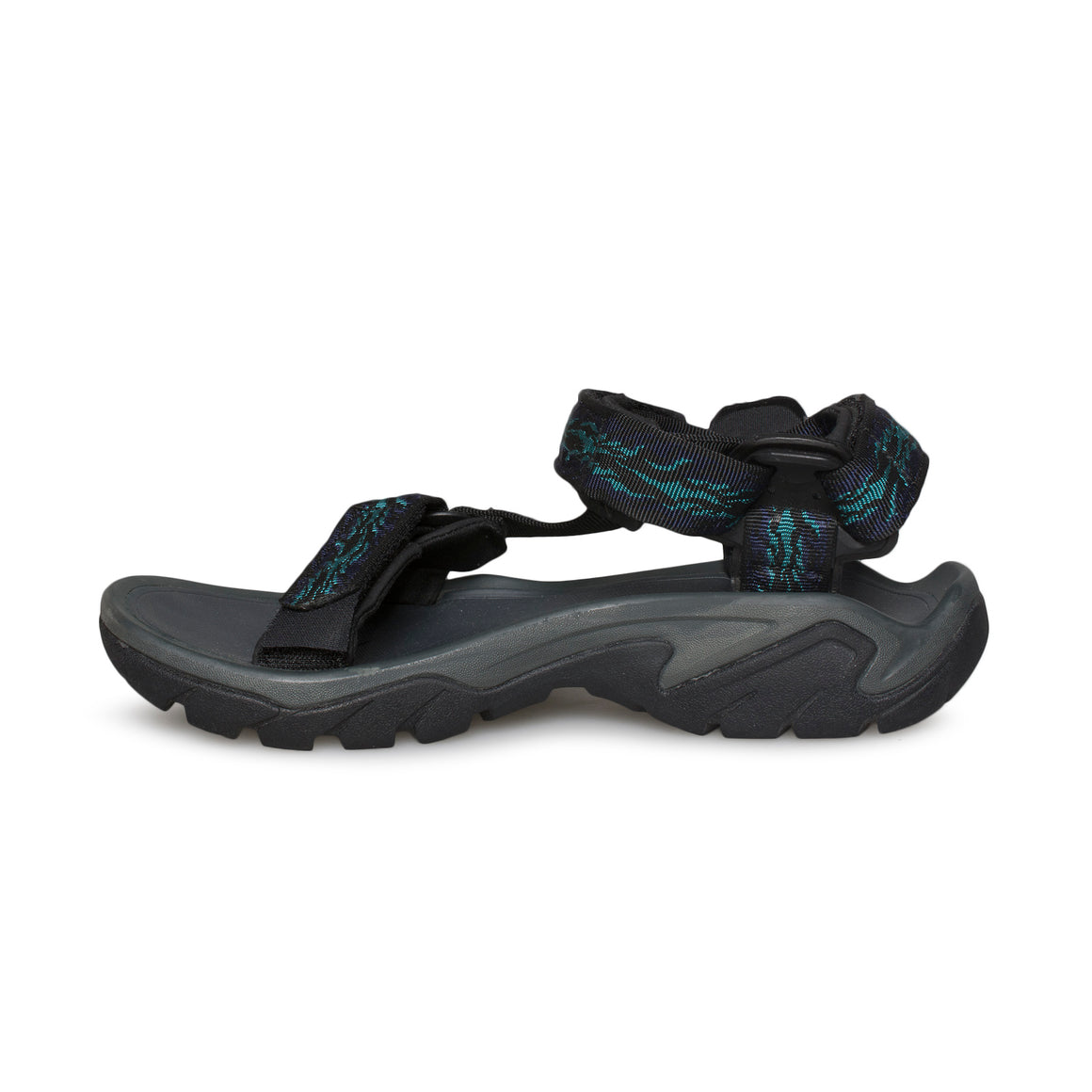 Teva Terra FI 5 Universal Manzanita Dark Eclipse Sandals - Men's