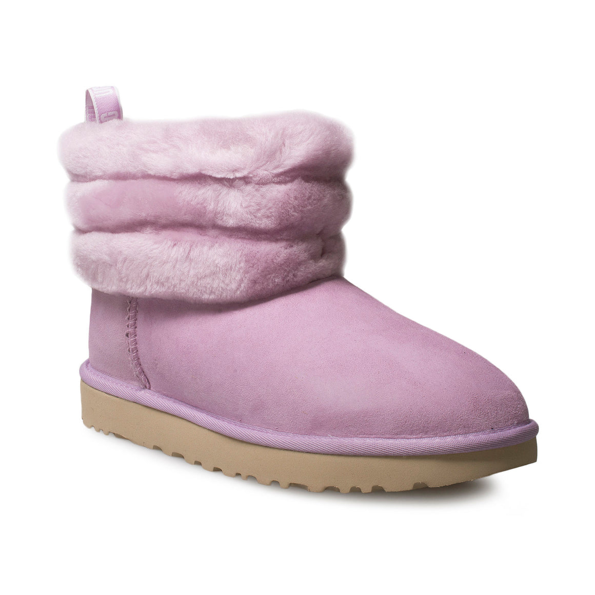 UGG Fluff Mini Quilted California Aster Boots - Women's