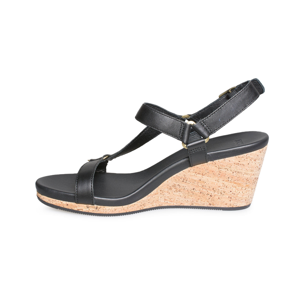 Teva Arrabelle Universal Leather Black Sandals - Women's