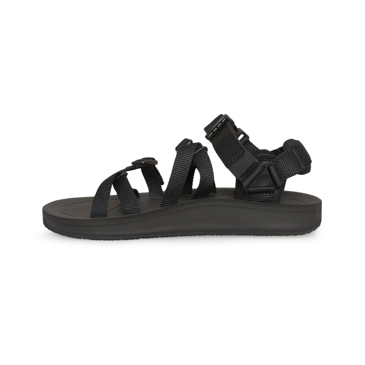 Teva Alp Premier Black Sandals - Men's