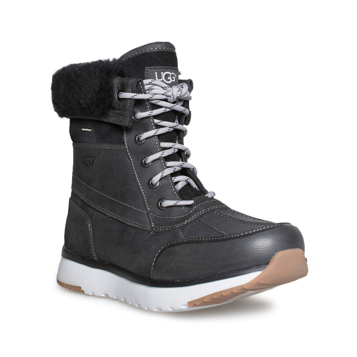 UGG Eliasson Black Boots - Men's