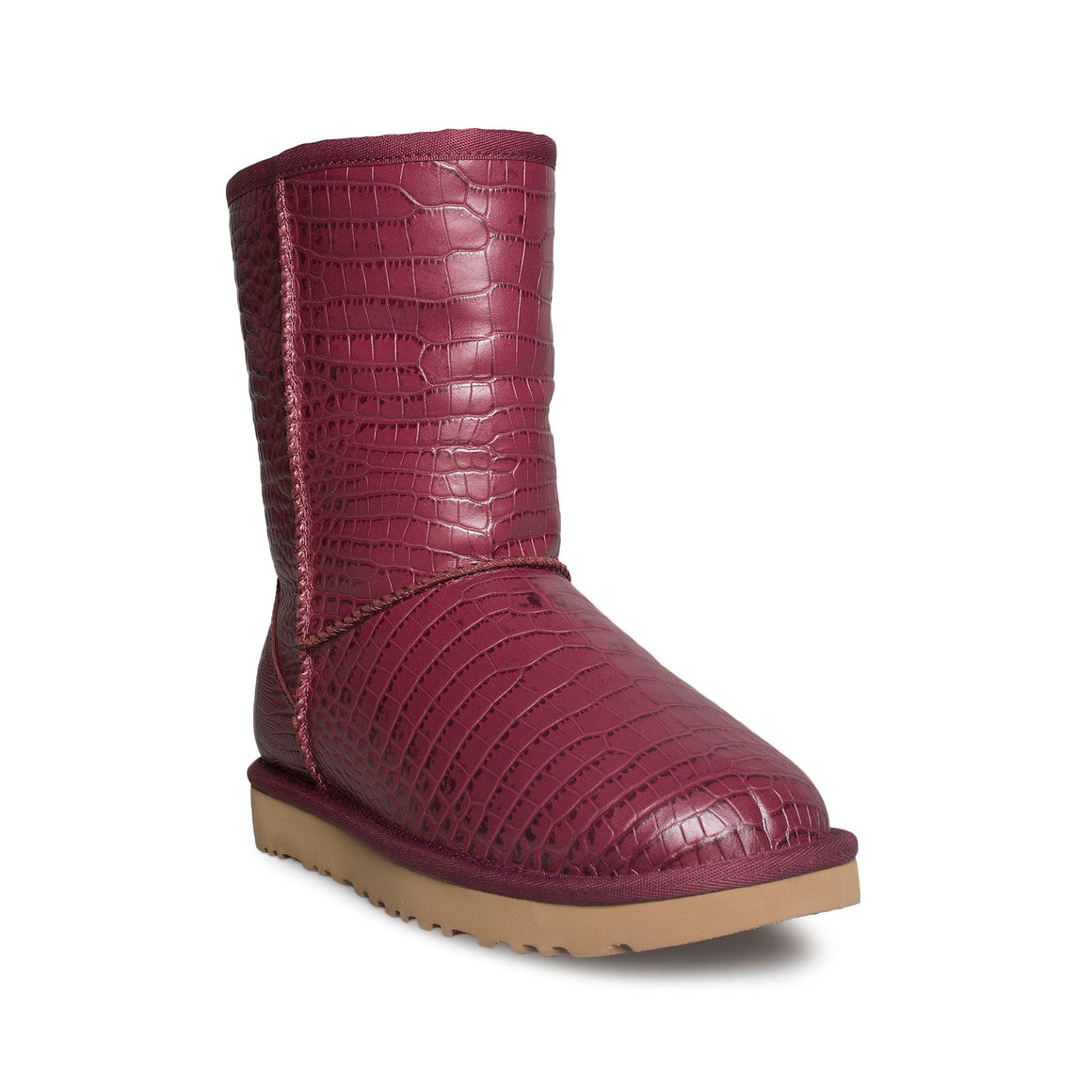 UGG Classic Short Croco Lonely Hearts Boots - Women's