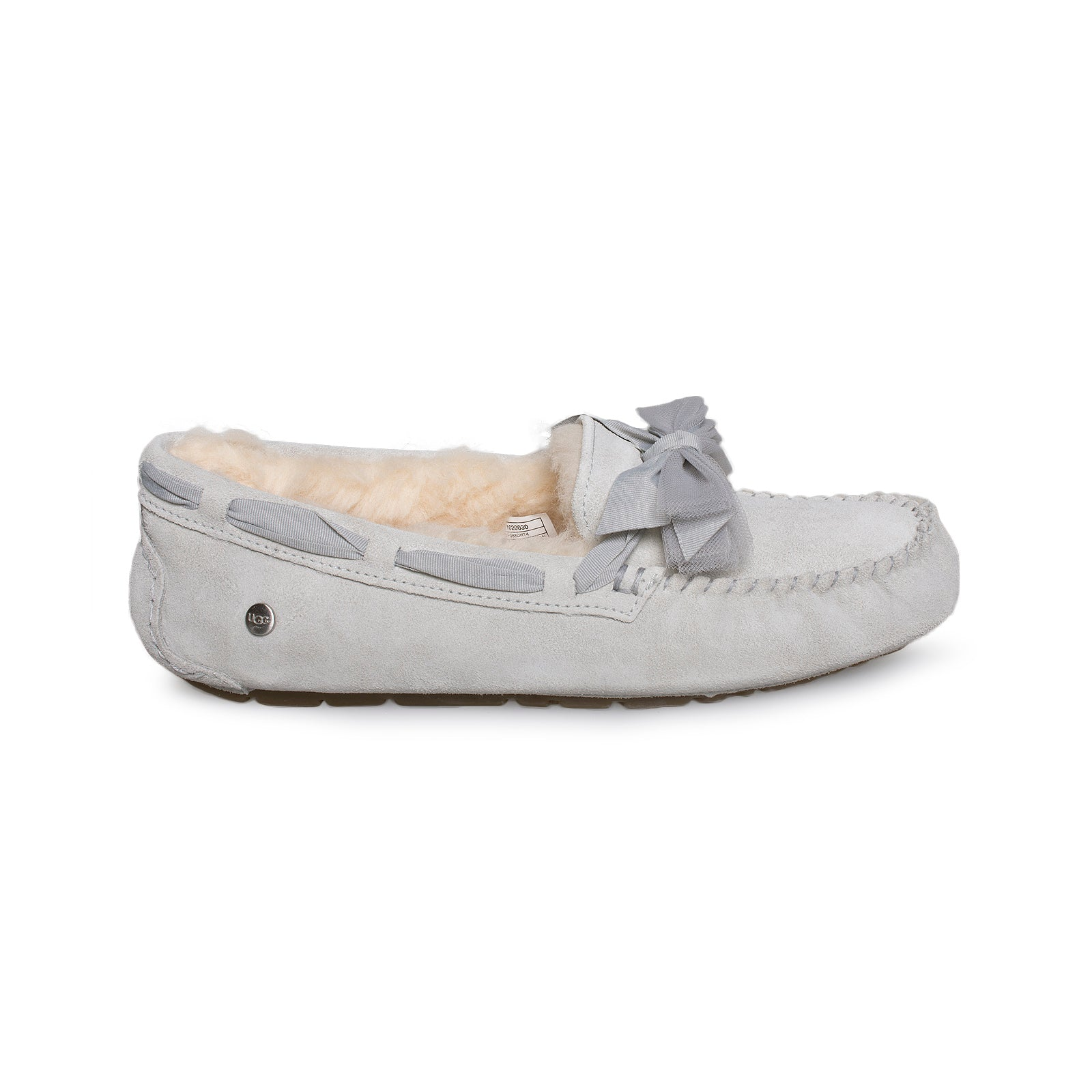 22b2e00f743 ForOffice | ugg slippers with bow