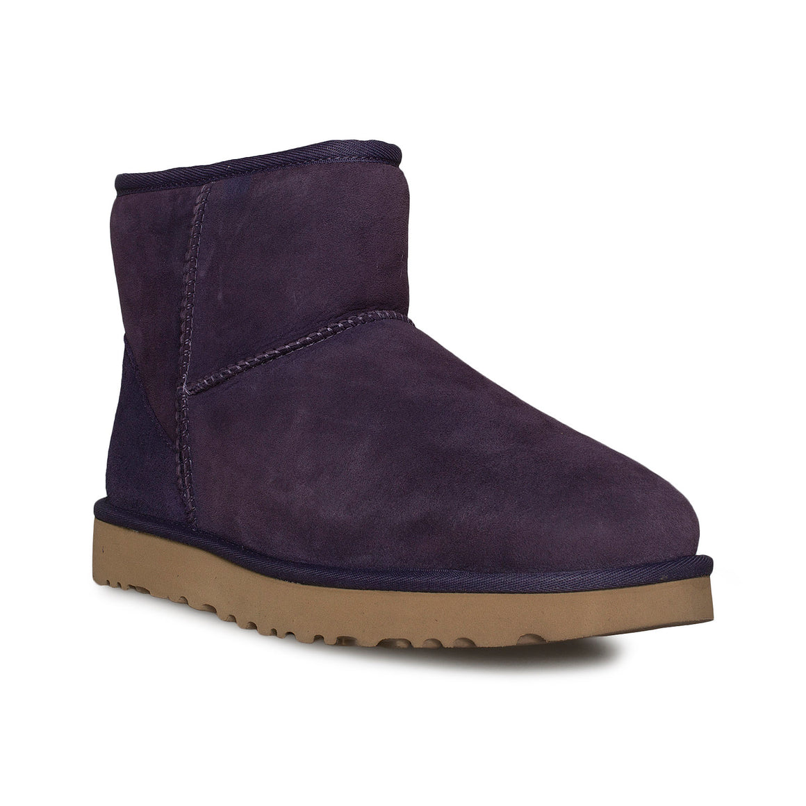 UGG Classic Mini II Midnight Purple Boots - Women's