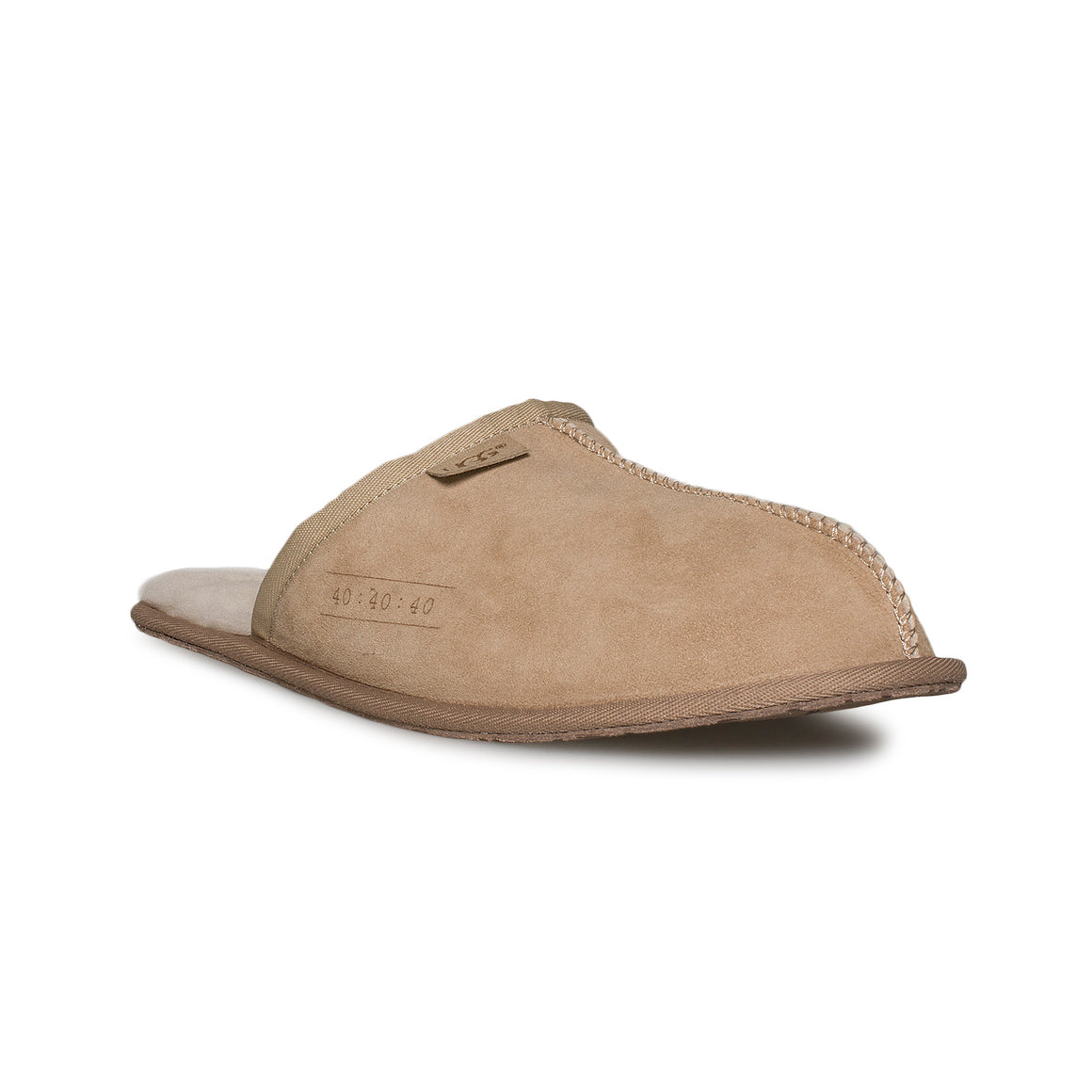 UGG Scuffette 40:40:40 Sand Slippers - Men's