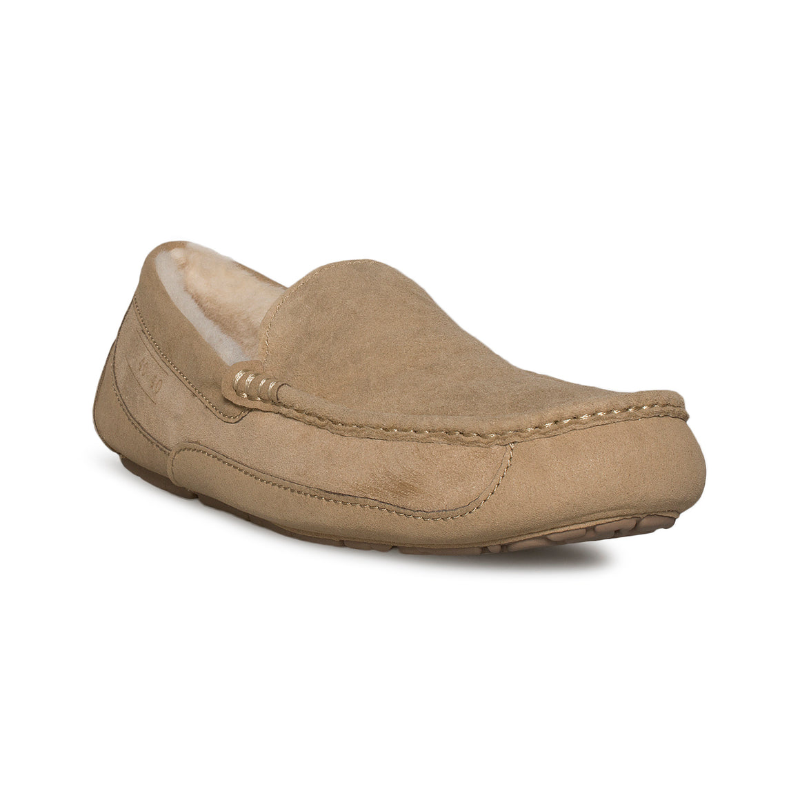UGG Ascot 40:40:40 Sand Slippers - Men's