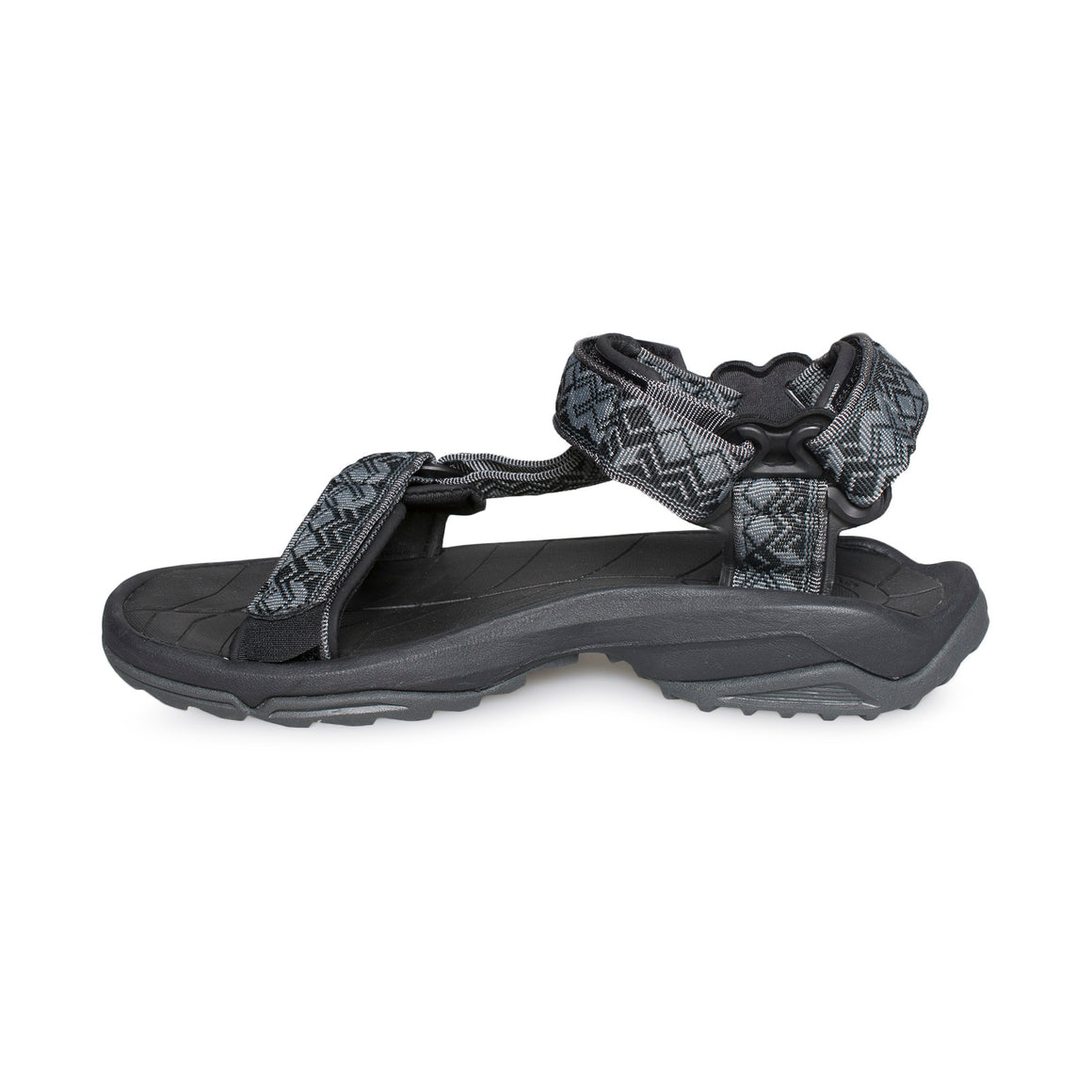 TEVA Terra Fi Lite Kai Black Sandals - Men's
