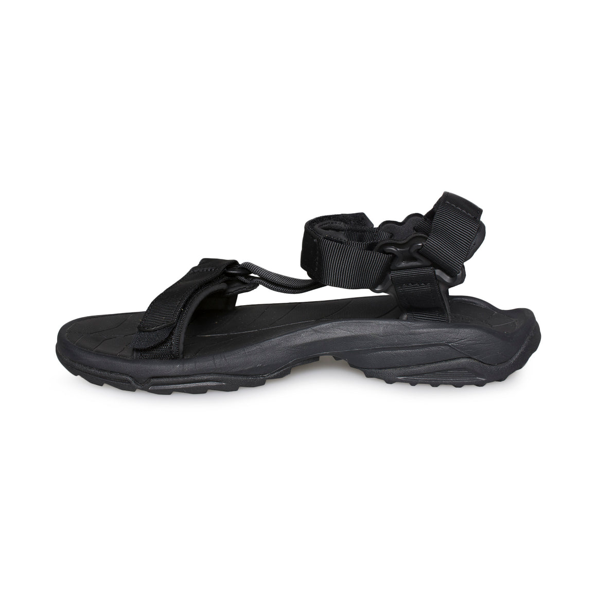 TEVA Terra Fi Lite Black Sandals - Men's