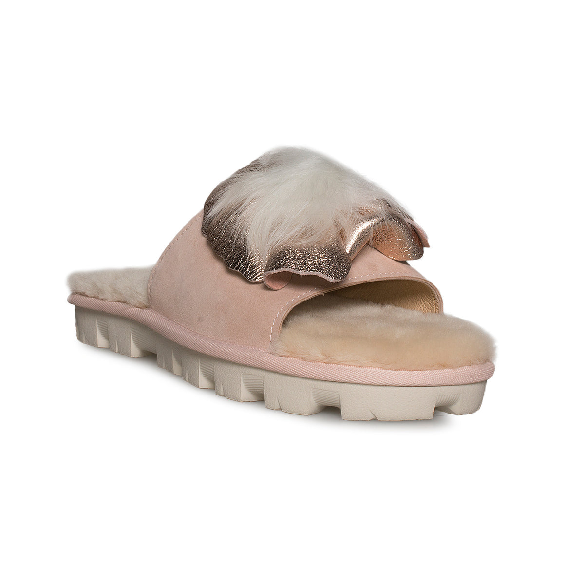 UGG Pretty Slide Rose Petal Sandals - Women's