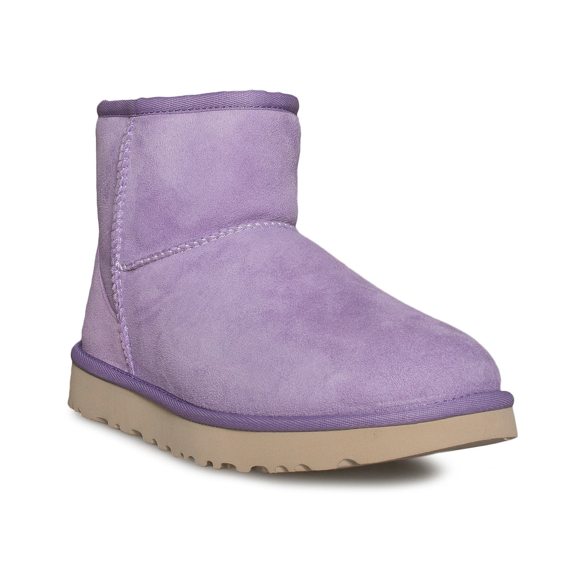 UGG Classic Mini II Purple Zen Boots - Women's