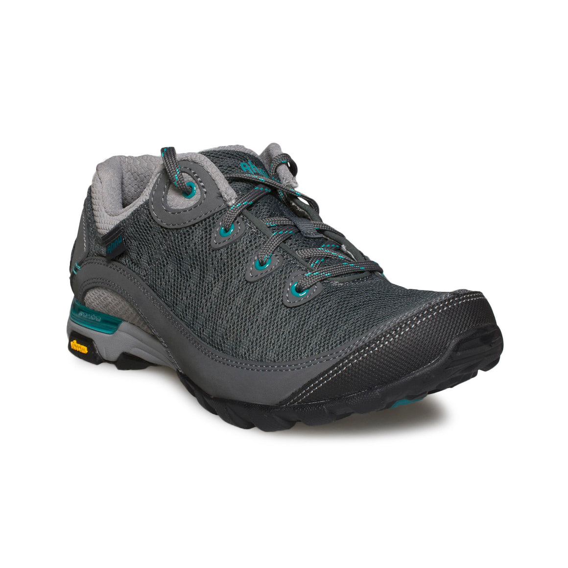 Ahnu Sugarpine II Air Mesh Dark Shadow Shoes - Women's