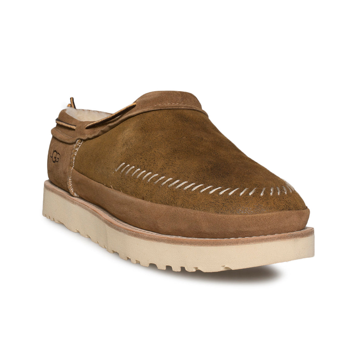 UGG Campfire Slip On Chestnut Shoes - Men's