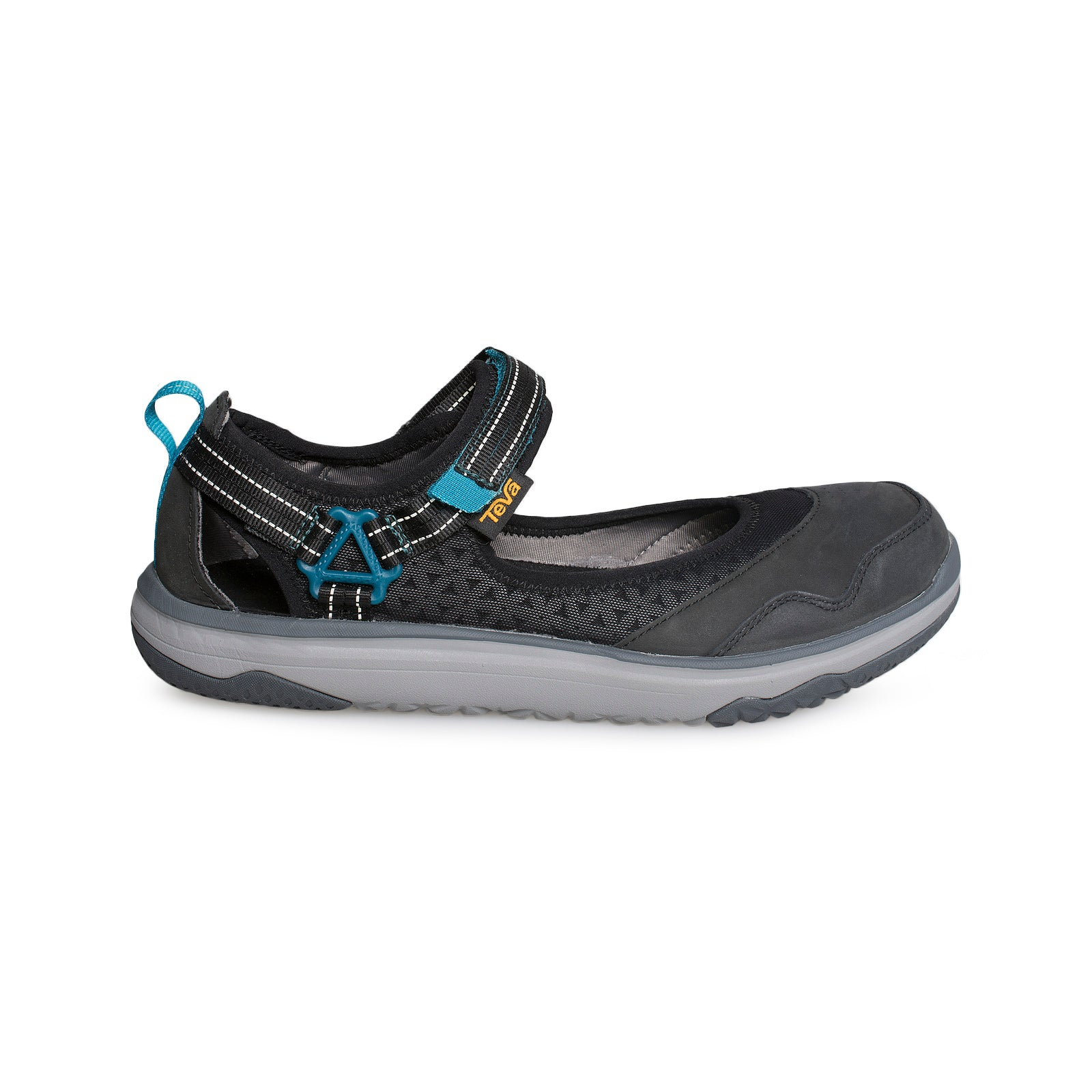 70798bf9b030 TEVA Terra Float Travel MJ Black Sandals - Women s - MyCozyBoots
