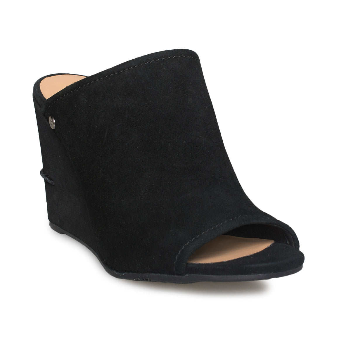 UGG Lively Black Wedges - Women's