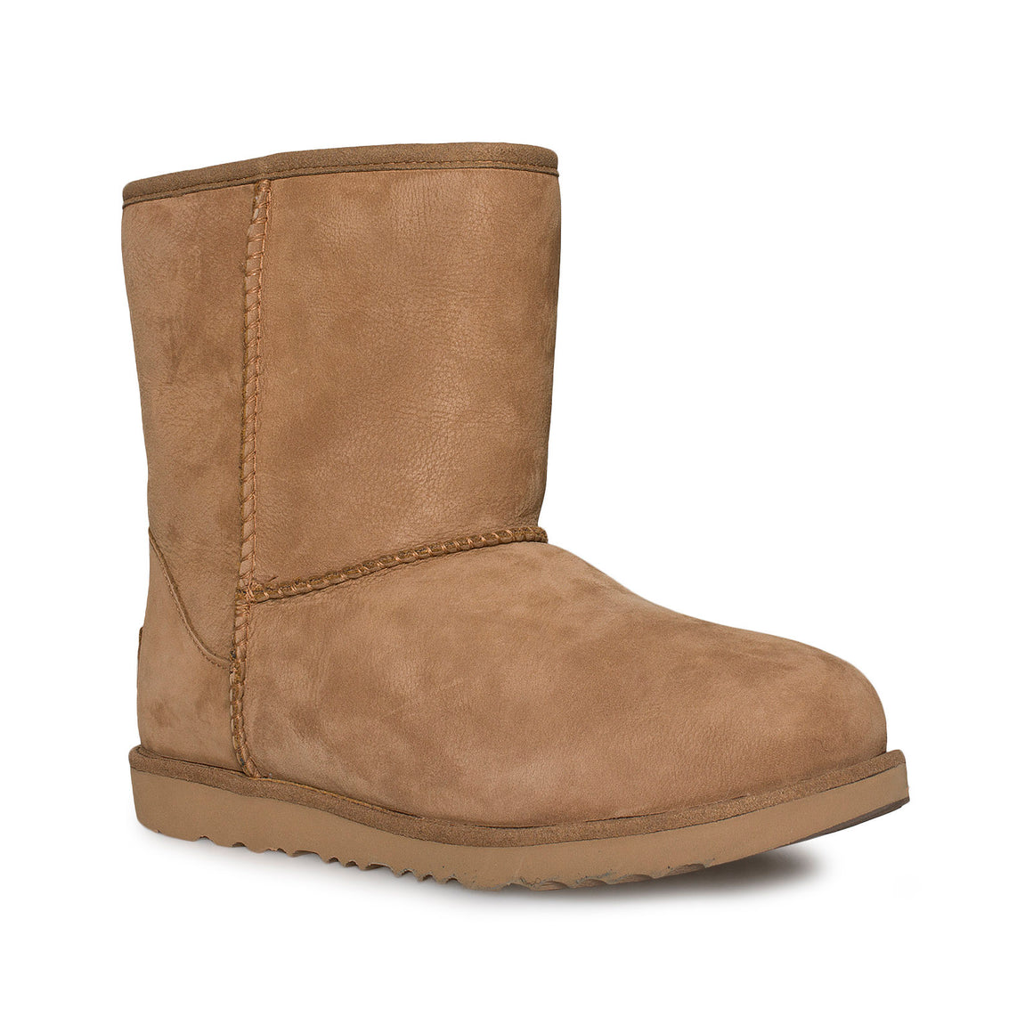 UGG Classic Short II Chestnut Boots - Youth