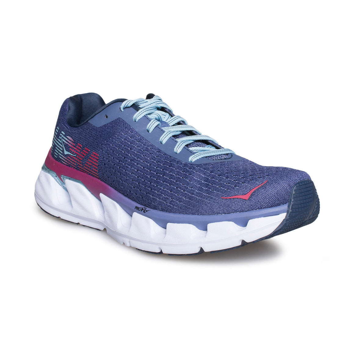 Hoka One One Elevon Marlin / Blue Ribbon Running Shoes - Women's