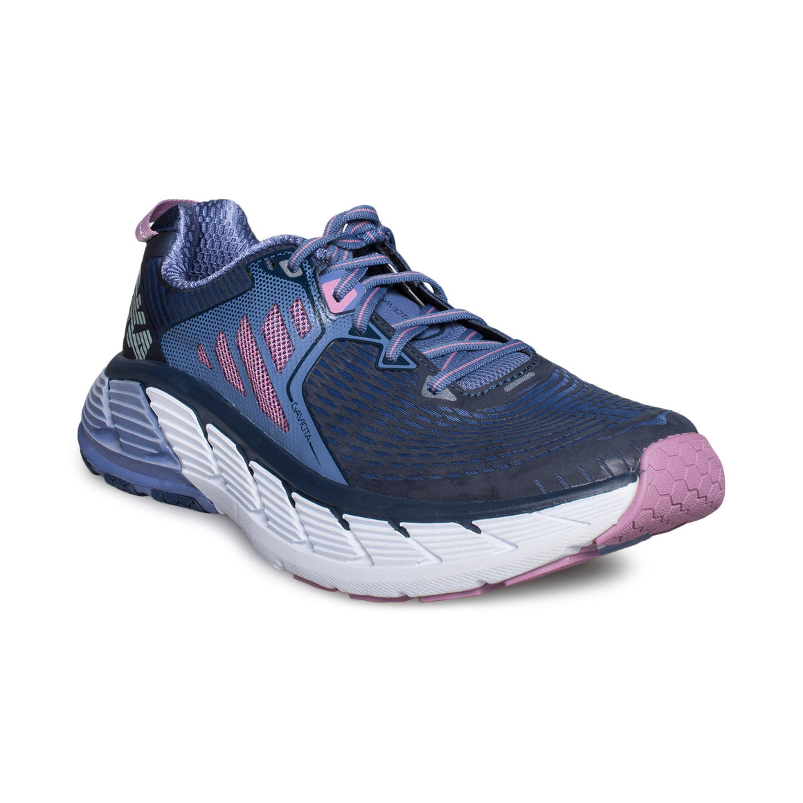 Hoka One One Gaviota Marlin / Dress Blue Running Shoes - Women's