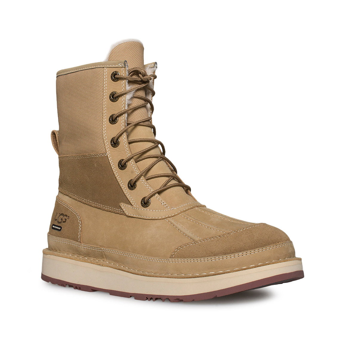 UGG Avalanche Butte Desert Tan Boots - Men's