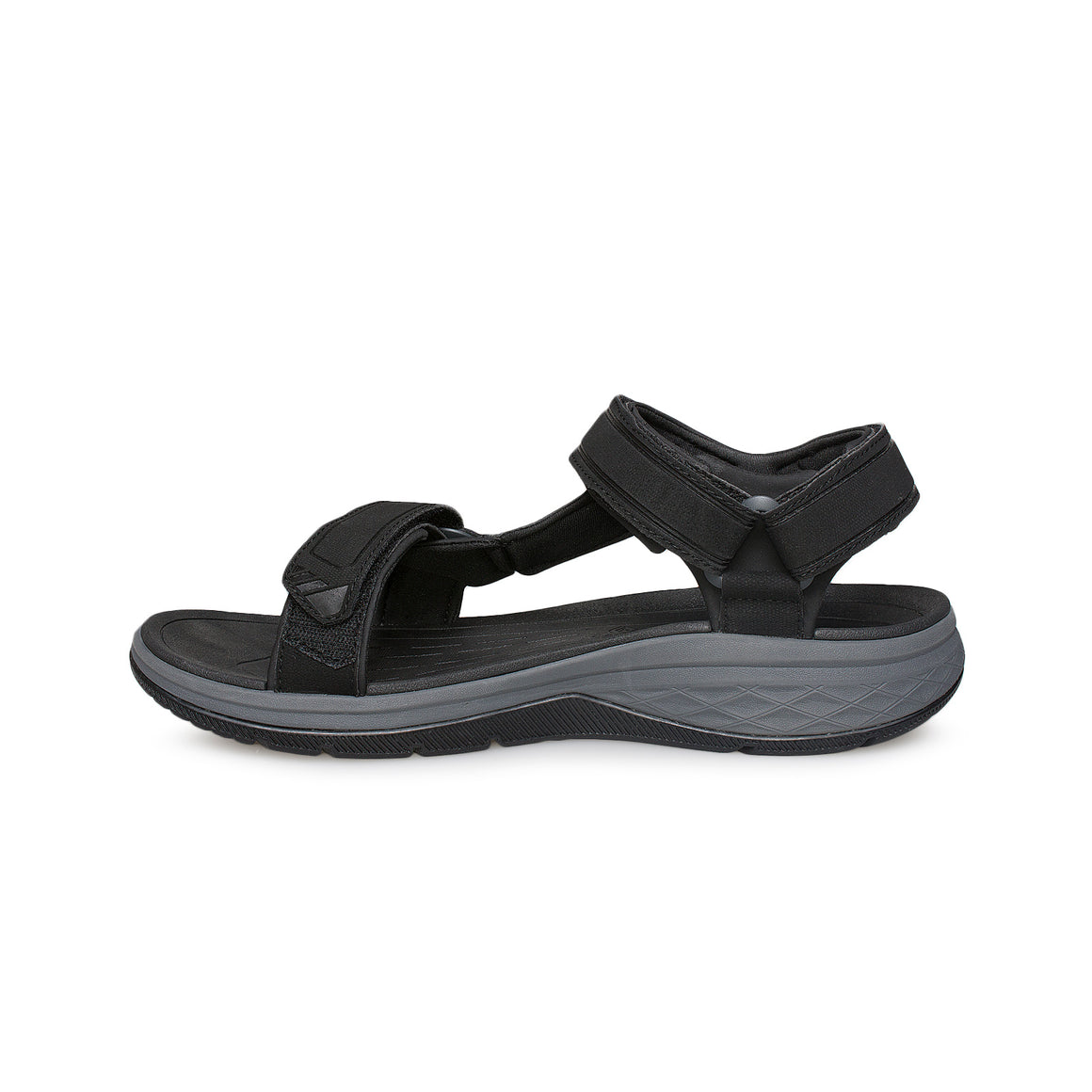 Teva Strata Universal Black Sandals - Men's