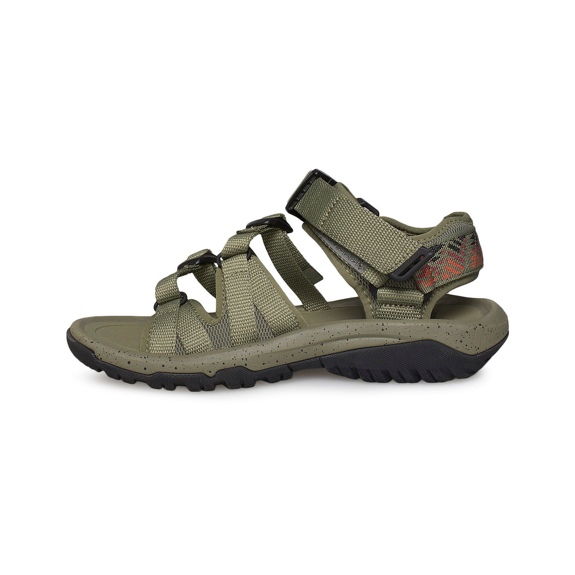 Teva Hurricane XLT 2 Alp Black Olive Sandals - Men's