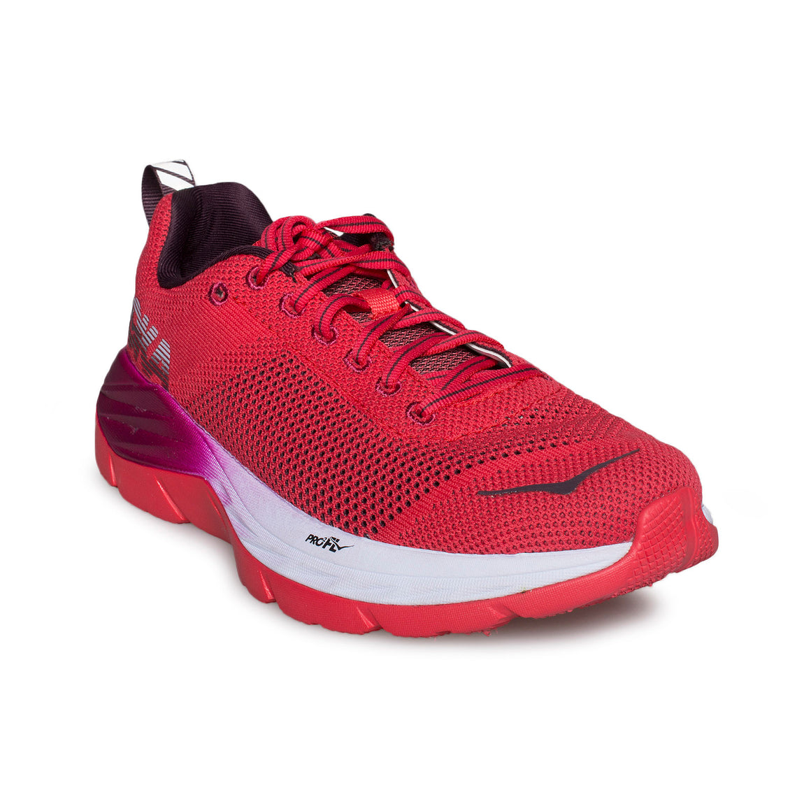 Hoka One One Mach Hibiscus / Cherries Jubilee Running Shoes - Women's