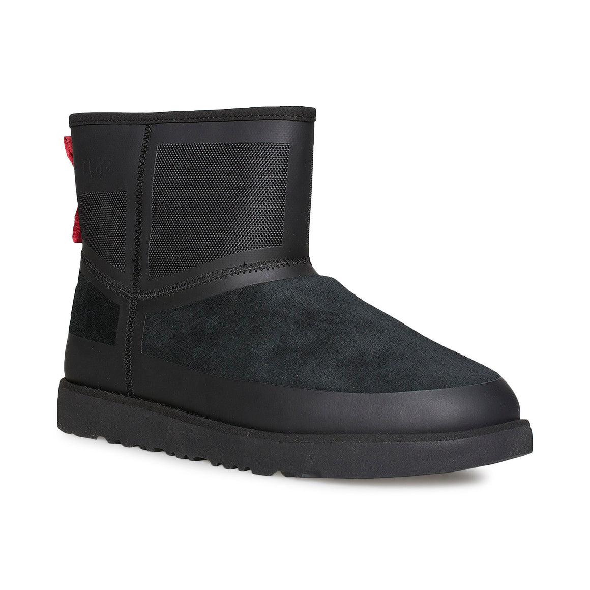 UGG Classic Mini Urban Tech Black Tnl Boots - Men's