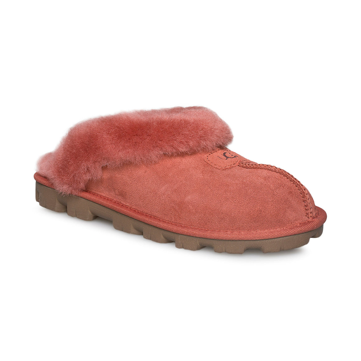 UGG Coquette Terracotta Slippers - Women's