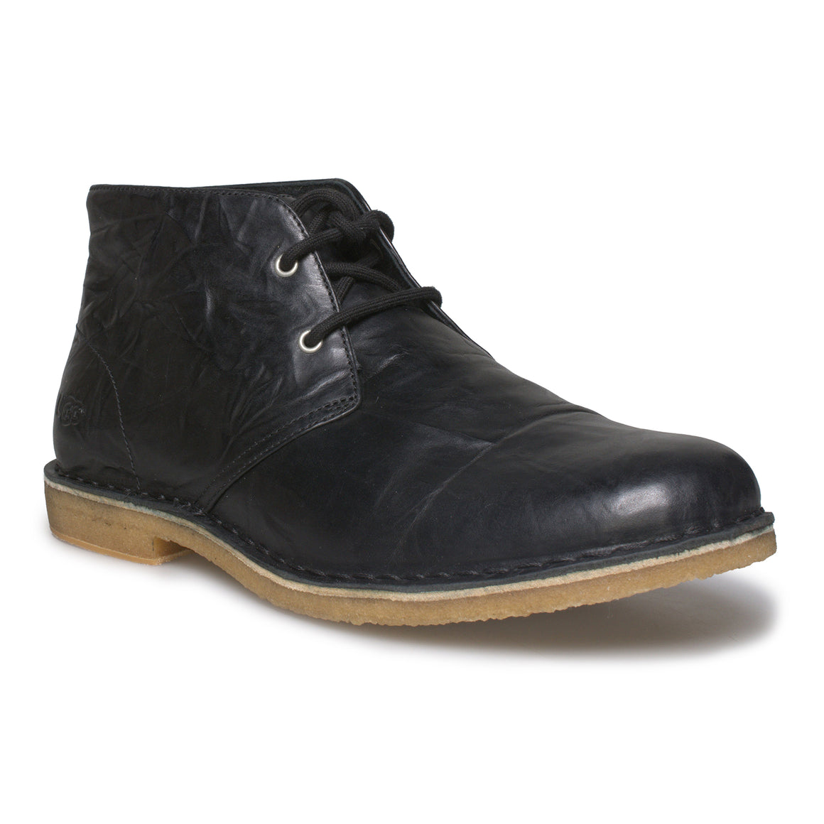 UGG Leighton Black Boots - Men's