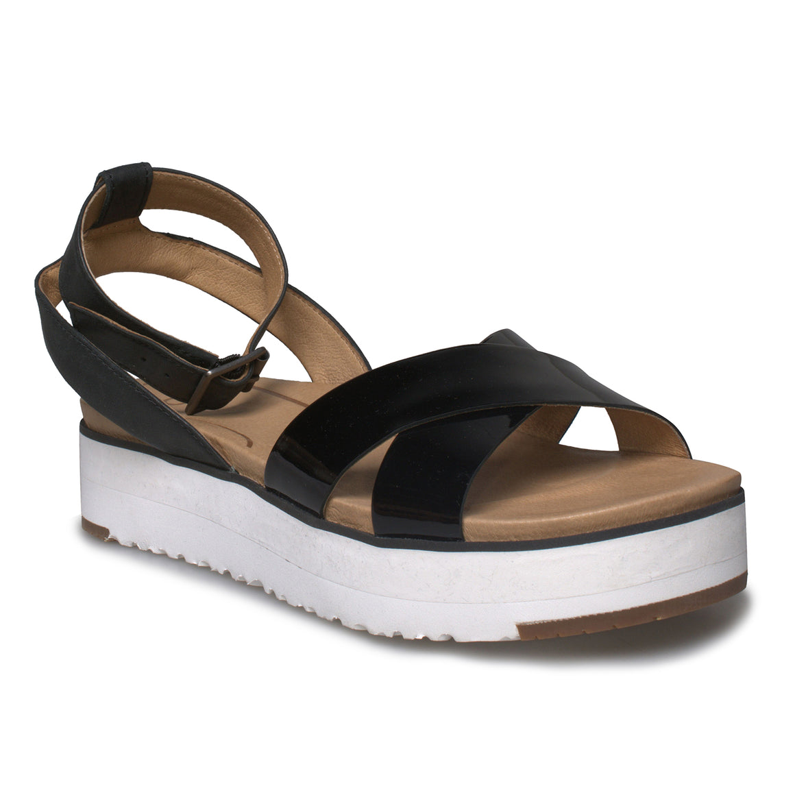 UGG Tipton Black Sandals - Women's